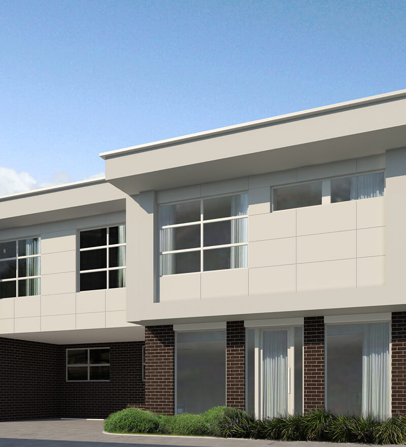 John Street multi residential project